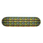 Ronald Reagan Pop-Art Skateboard Decks