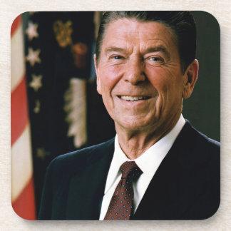 Ronald Reagan Posavasos De Bebidas