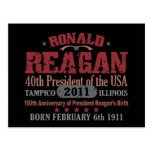 Ronald Reagan Postales