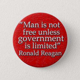 Ronald Reagan Quote Button