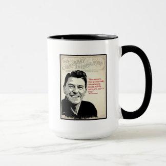Ronald Reagan Quote Mug