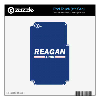Ronald Reagan, Reagan 2016 iPod Touch 4G Decals