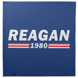 Ronald Reagan, Reagan el an o 80 Servilletas De Papel
