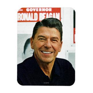 Ronald Reagan Rectangular Photo Magnet