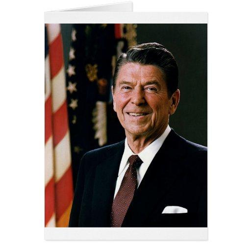 Ronald Reagan Tarjeton