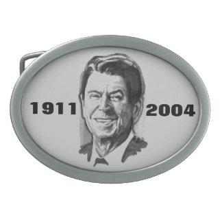 Ronald Regan - 1911-2004 Belt Buckle