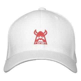 Ronan the Barbarian Embroidered Baseball Caps