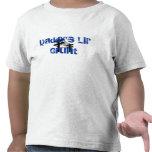 Ronco-Lineboy de Lil del papá Niño-AZUL Camisetas