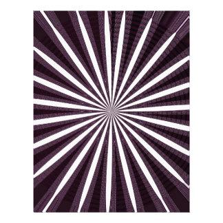 Ronda circular de la rueda artística de Chakra de Membrete Personalizado