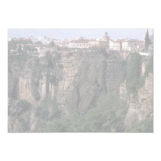Ronda, España Invitación