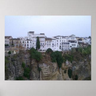 Ronda, España Póster