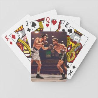Ronda final cartas de juego