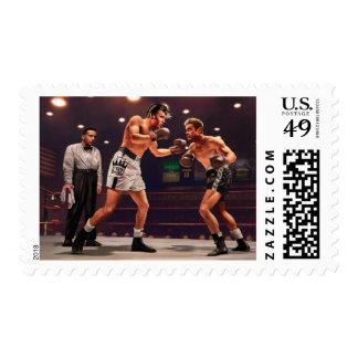 Ronda final timbre postal