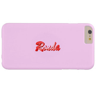 Ronda Full Pink case for iPhone 6 Plus