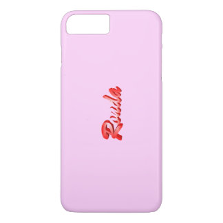 Ronda Full Pink case for iPhone 7 Plus