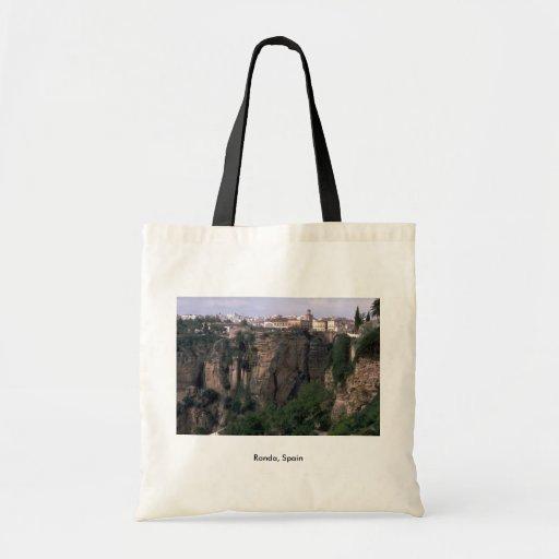 Ronda, Spain Budget Tote Bag