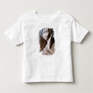 Rondanini Pieta, detail of the heads of Christ Toddler T-shirt
