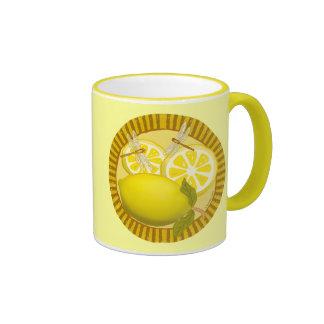 Rondo del limón taza