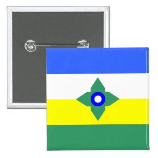 Rondonia, el Brasil Pin