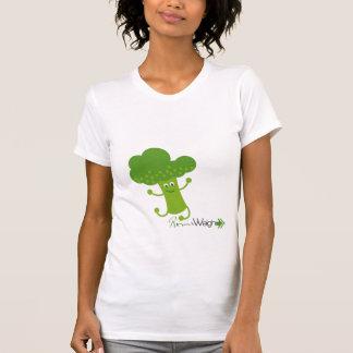 Roni sWeigh Broccoli T Tshirt