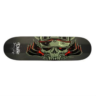 Ronin Green the Devil Mag Skate Deck