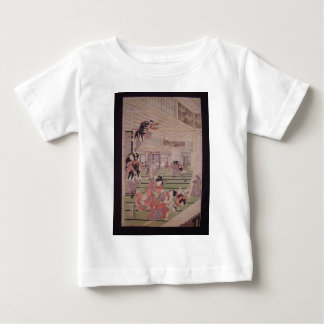 Ronins attack on the house of lord Kira Baby T-Shirt