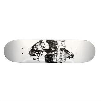 Ronin's Soul - skate deck