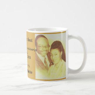 ronke, ronke, Lawrence  - Customized - Customized Coffee Mug