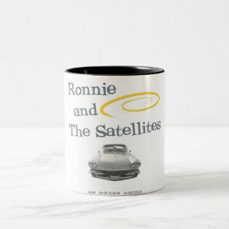 Ronnie and The Satellites Mug