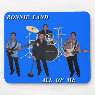 RONNIE LAND ~ Mousepad