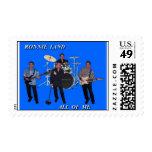 Ronnie Land U.S.Postage
