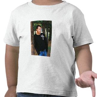 Ronnie Lawson Kid's T-Shirt