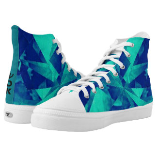 Ronny G. Valley of Kings Zipz Shoes Printed Shoes