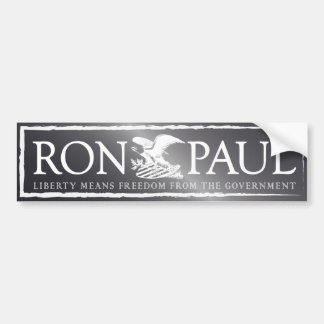 RonPaul2012 Bumper Sticker