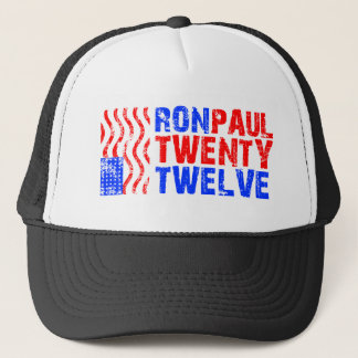 RONPAUL 2012 TRUCKER HAT