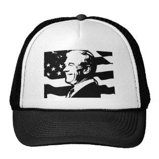RonPaul_Flag Trucker Hat