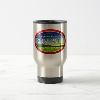 RonPaulFields oval lrg Travel Mug