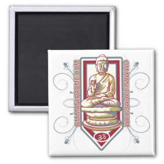 Ronquido de Buda OM Mani Padma Iman