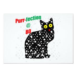 Ronroneo-fection del gato de la nieve 80 anuncios personalizados