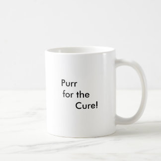 ¡Ronroneo para la curación! Tazas De Café