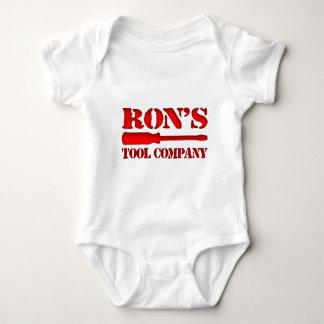 Ron's Tool Company Baby Bodysuit