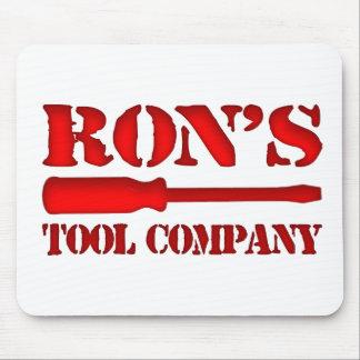 Ron's Tool Company Mouse Pad