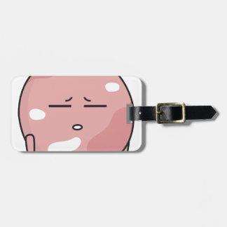 rony luggage tag