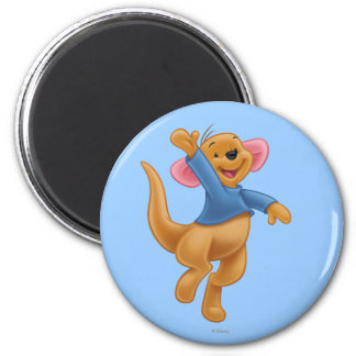 Roo 1 2 inch round magnet