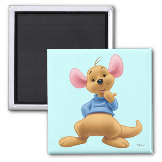 Roo 2 2 inch square magnet