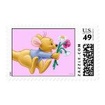 Roo 4 timbre postal