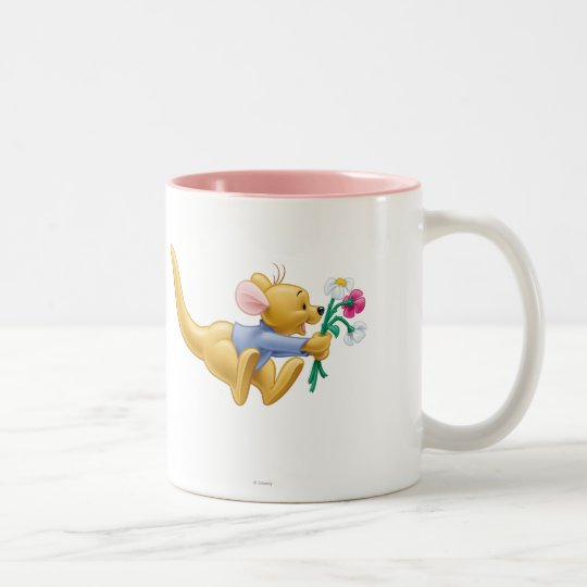 Roo 4 Two-Tone coffee mug