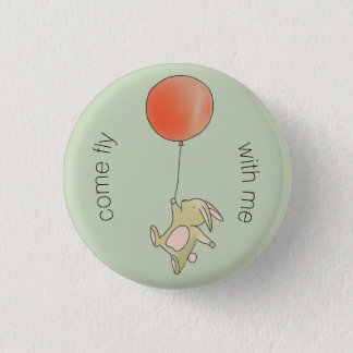 Roo - Come Fly with Me Pinback Button
