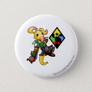 Roo Island Team Captain 1 Button