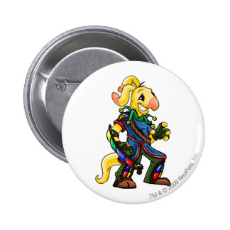 Roo Island Team Captain 2 Pinback Buttons
